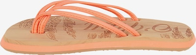 O'NEILL Sandály 'FG DITSY SANDALS' - mandarinkoná, Produkt