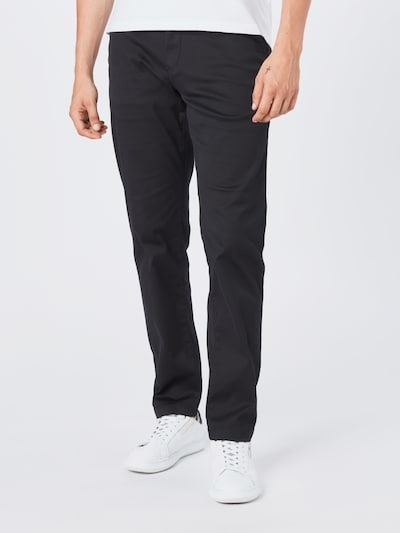 TOMMY HILFIGER Jeans in black denim, Modelansicht