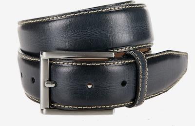 Eagle Belts Gürtel in schwarz: Frontalansicht