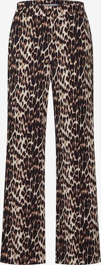 Pantaloni 'VILUSS' VILA pe bej / maro / negru, Vizualizare produs