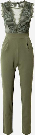 WAL G. Jumpsuit in khaki, Produktansicht