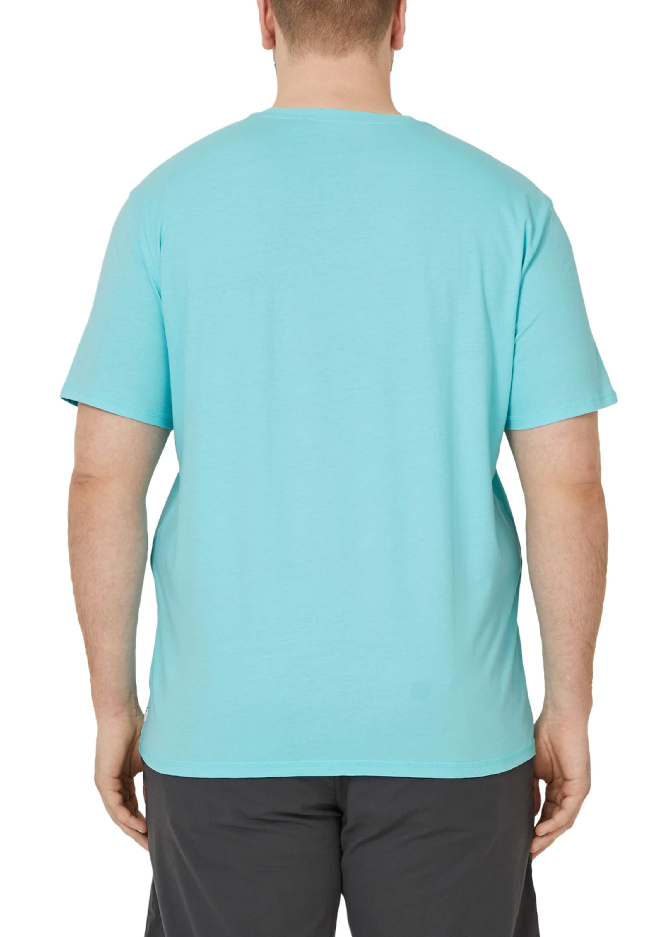 oliver Red S Basicshirt Label Türkis In Y76vbgyIf