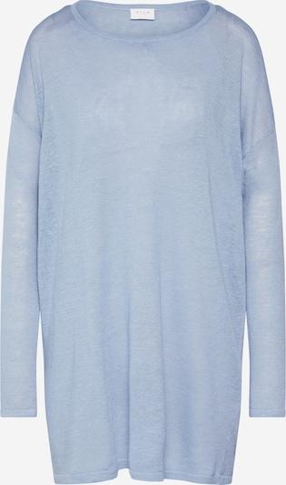 VILA Pull-over oversize 'VIFILAK KNIT' en bleu clair, Vue avec produit