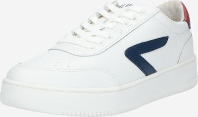 HUB Nízke tenisky 'Baseline' - námornícka modrá / červená / biela, Produkt