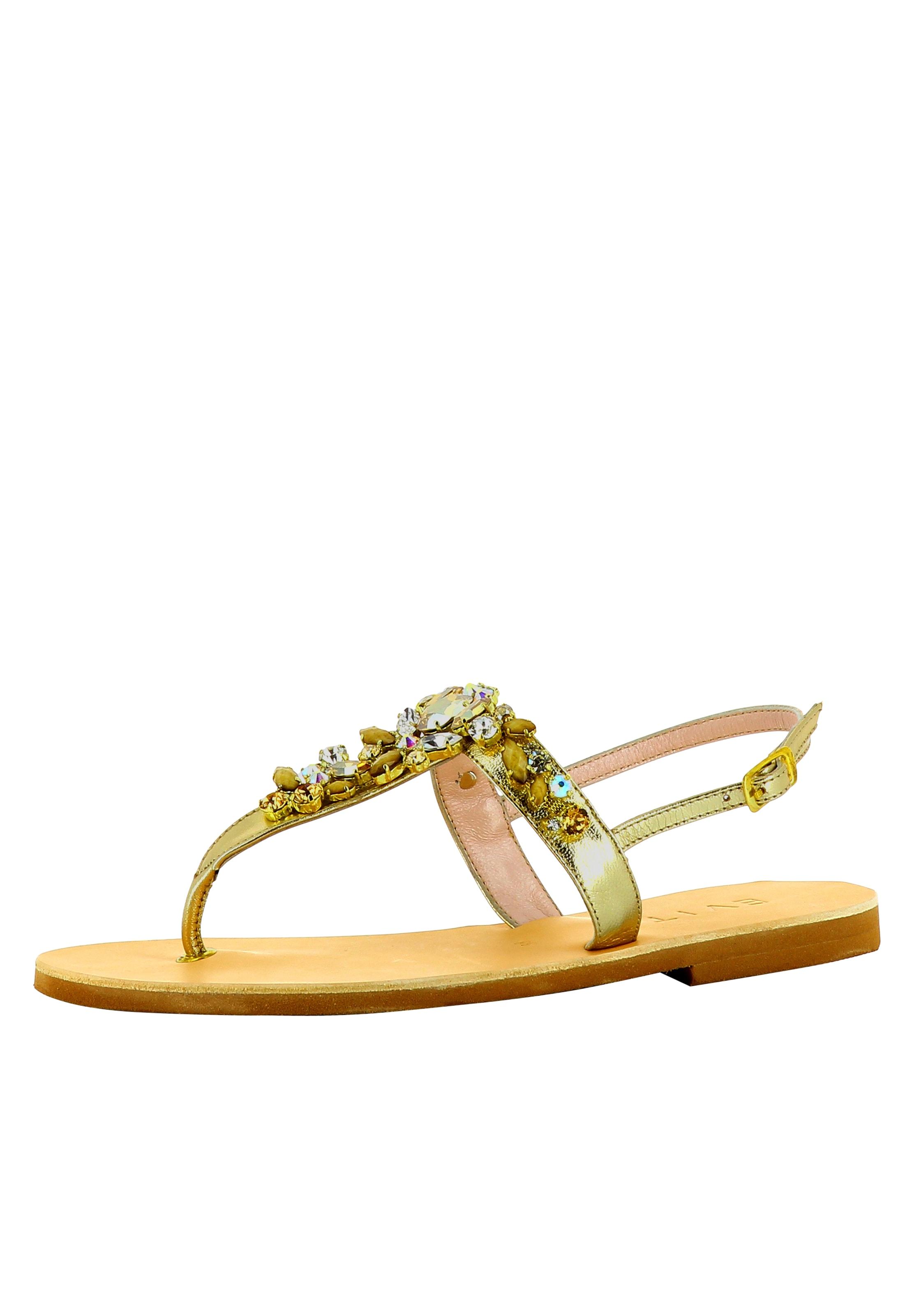 EVITA Damen Sandale Günstige und langlebige Schuhe
