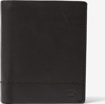 TOM TAILOR Portemonnee 'Kai' in de kleur Zwart, Productweergave