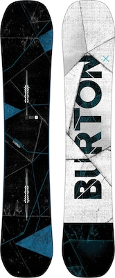 BURTON 'CUSTOM X All-Mountain' Board Herren