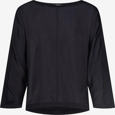 OPUS Shirt 'Sobeke' in de kleur Zwart, Productweergave