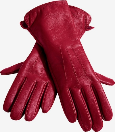 heine Handschuhe in rot, Produktansicht