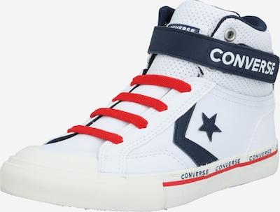 CONVERSE Sneaker 'Pro Blaze Strap Hi' in blau / rot / weiß, Produktansicht