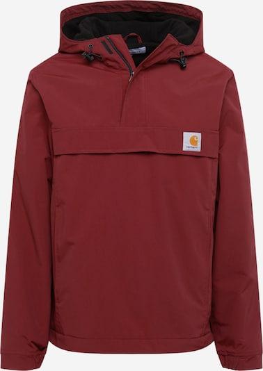 Carhartt WIP Tehnička jakna 'Nimbus' u bordo, Pregled proizvoda