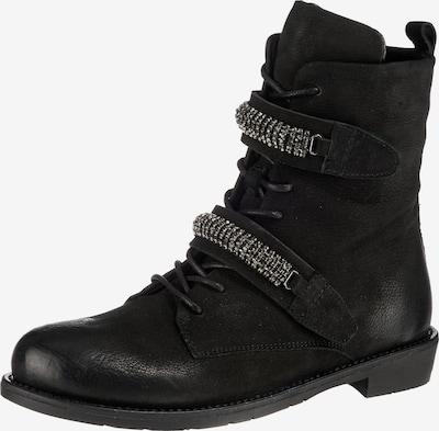 SPM Schnürstiefeletten 'Caster' in schwarz, Produktansicht