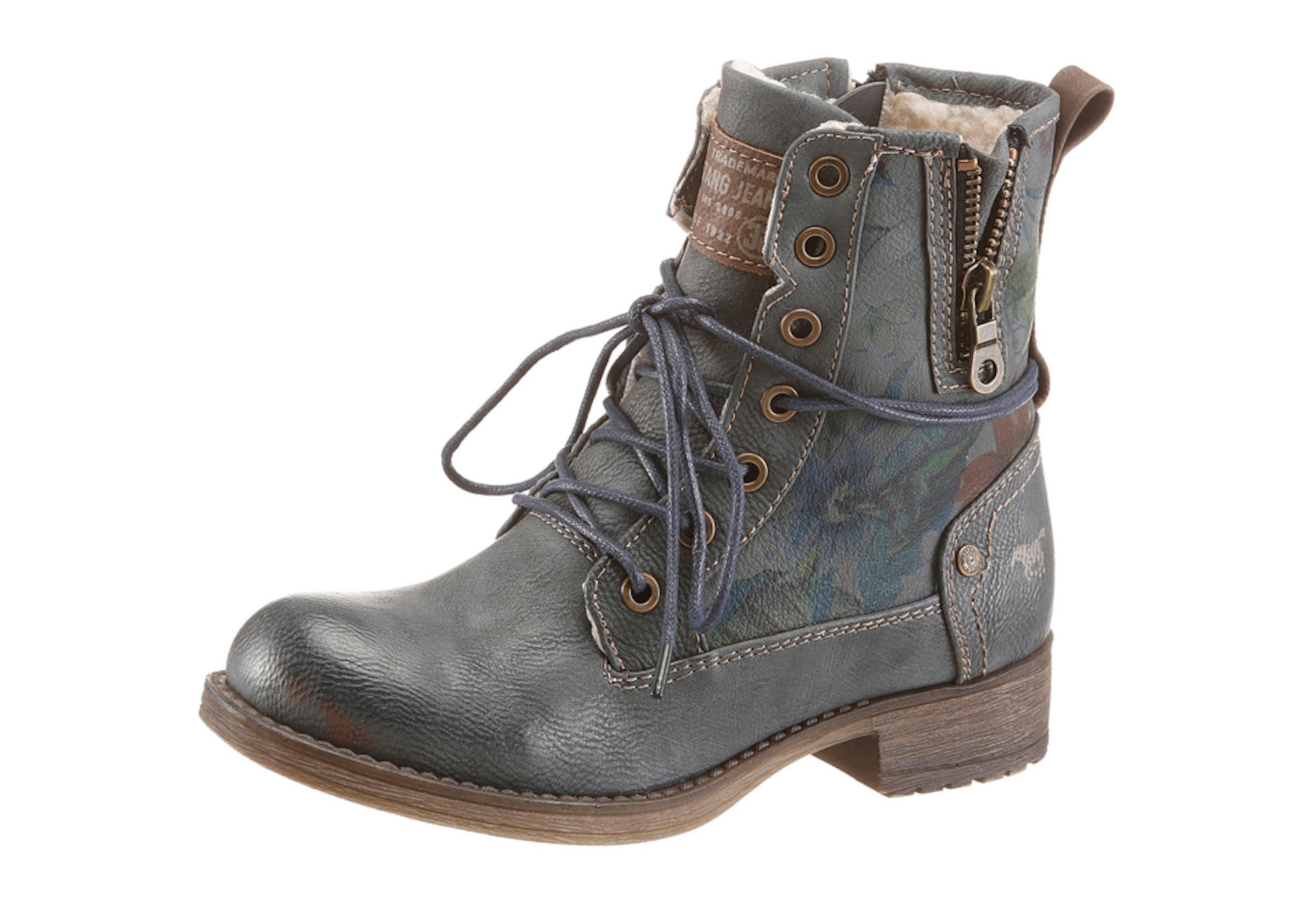 Haltbare | Mode billige Schuhe MUSTANG | Haltbare Schnürstiefel Schuhe Gut getragene Schuhe 93caa8