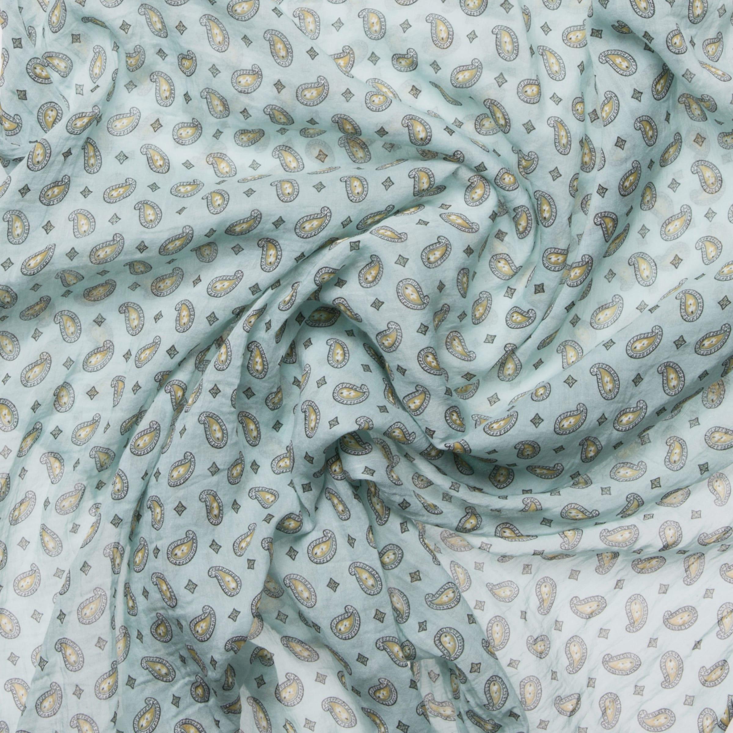 CODELLO Schal mit Paisleymuster Sammlungen Günstiger Preis Mode-Stil Günstig Online Original Online Tv1nC9Lv