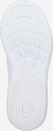 Nike Sportswear Sneakers 'Air Max Axis' in de kleur Wit: Onderaanzicht