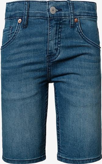 LEVI'S Shorts in blue denim: Frontalansicht