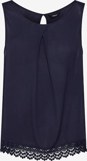 ONLY Bluse 'onlEMMA' in nachtblau, Produktansicht