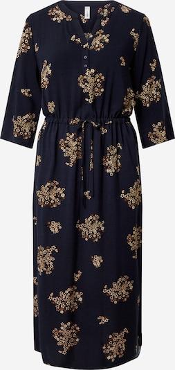 Soyaconcept Robe-chemise 'Kasia 3' en bleu marine / mélange de couleurs, Vue avec produit