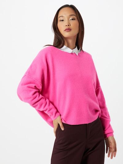 AMERICAN VINTAGE Pullover 'DAMSVILLE' in pink, Modelansicht