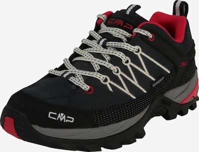 CMP Trekkingschuh 'RIGEL LOW' in rot / schwarz, Produktansicht