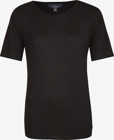 DANIEL HECHTER T-Shirt in schwarz, Produktansicht