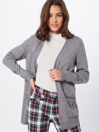 ONLY Kampsun 'ONLLESLY L/S OPEN CARDIGAN KNT' hall, Modellivaade