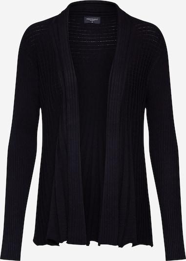 Geacă tricotată 'CLAUDISSE' Freequent pe negru, Vizualizare produs