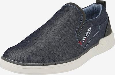 Dockers by Gerli Slipper - námořnická modř / červená / offwhite, Produkt