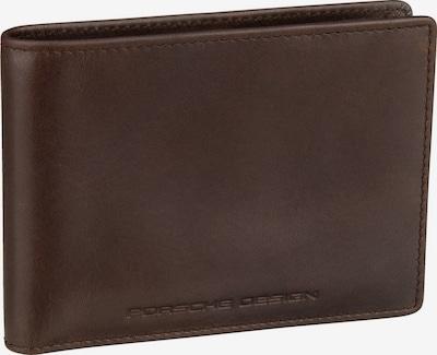 Porsche Design Brieftasche ' Urban Courier Wallet H6 ' in braun, Produktansicht