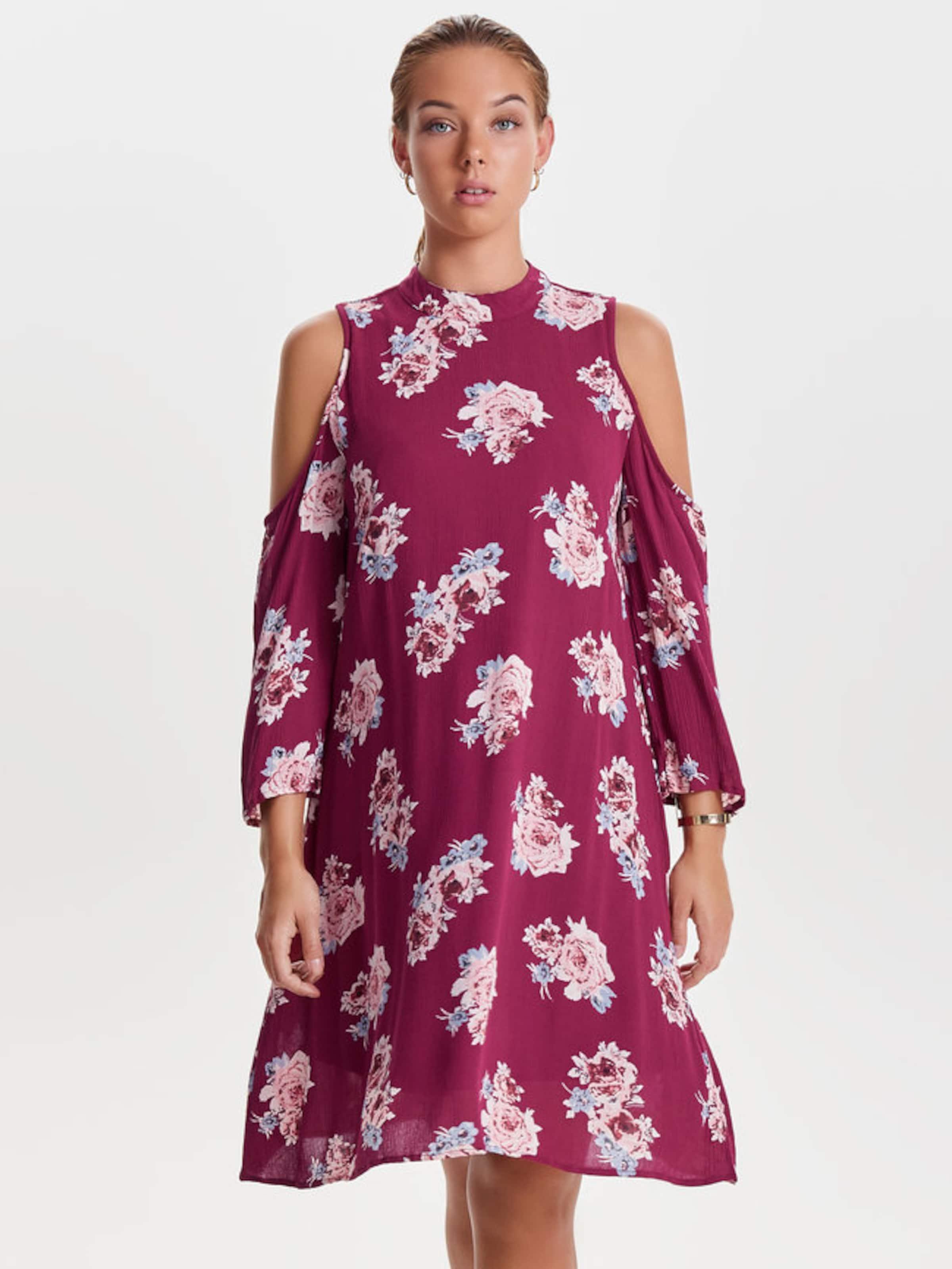 ONLY Cold-Shoulder-Kleid Verkauf Gut Verkaufen Billig Heißen Verkauf bsu4ozu