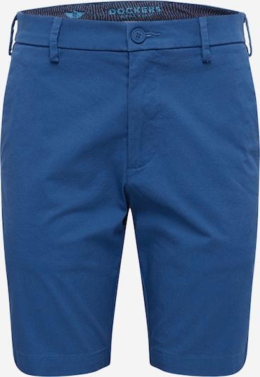 Dockers Pantalon chino en bleu foncé, Vue avec produit
