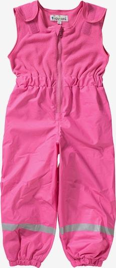 PLAYSHOES Trägerhose in pink, Produktansicht