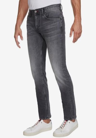 TOMMY HILFIGER Jeans in grau, Modelansicht