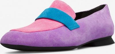 CAMPER Flache schuhe ' Twins ' in blau / lila, Produktansicht