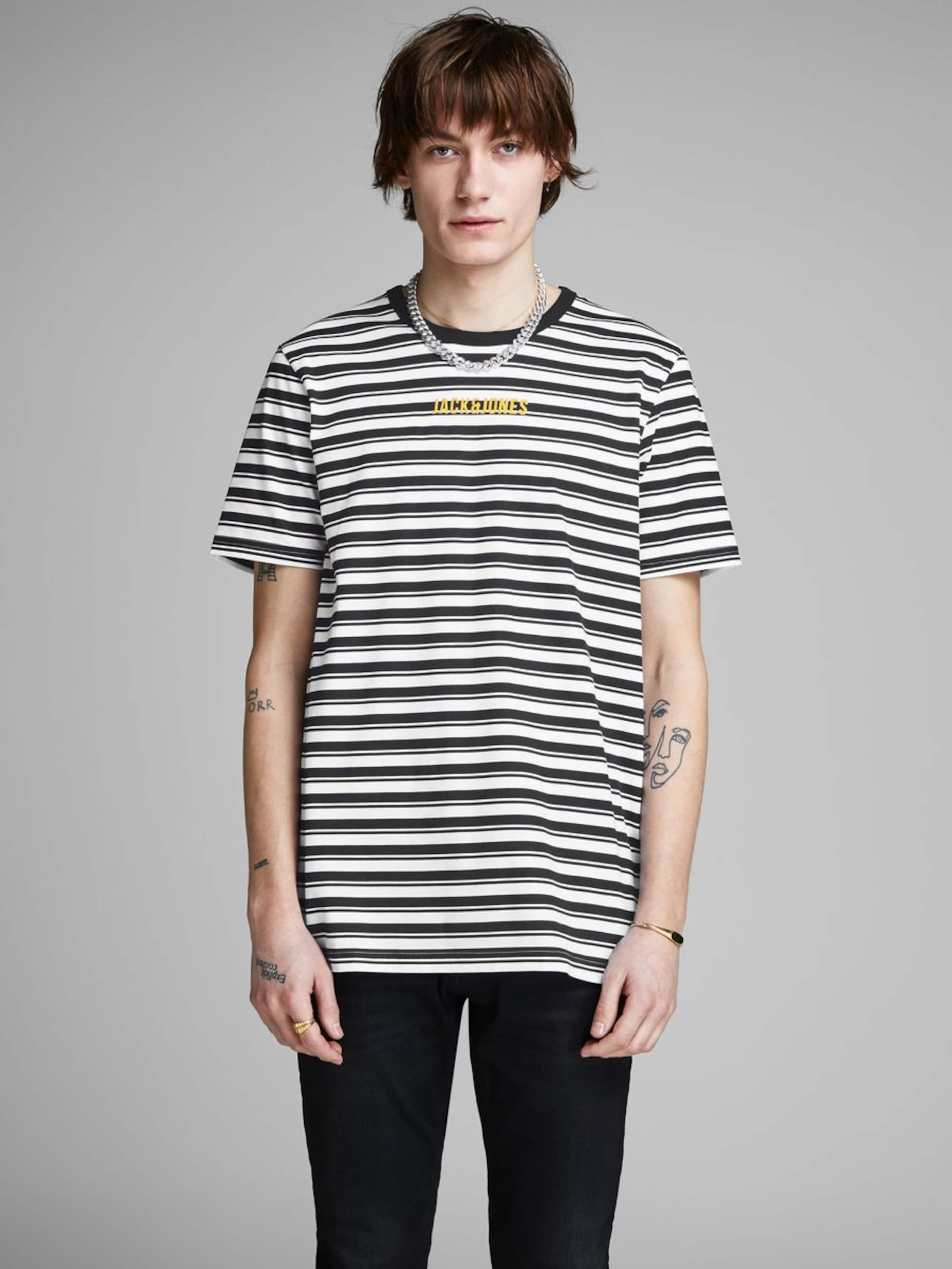 GelbSchwarz Jackamp; T shirt Jones Weiß In eEdCxrBWQo