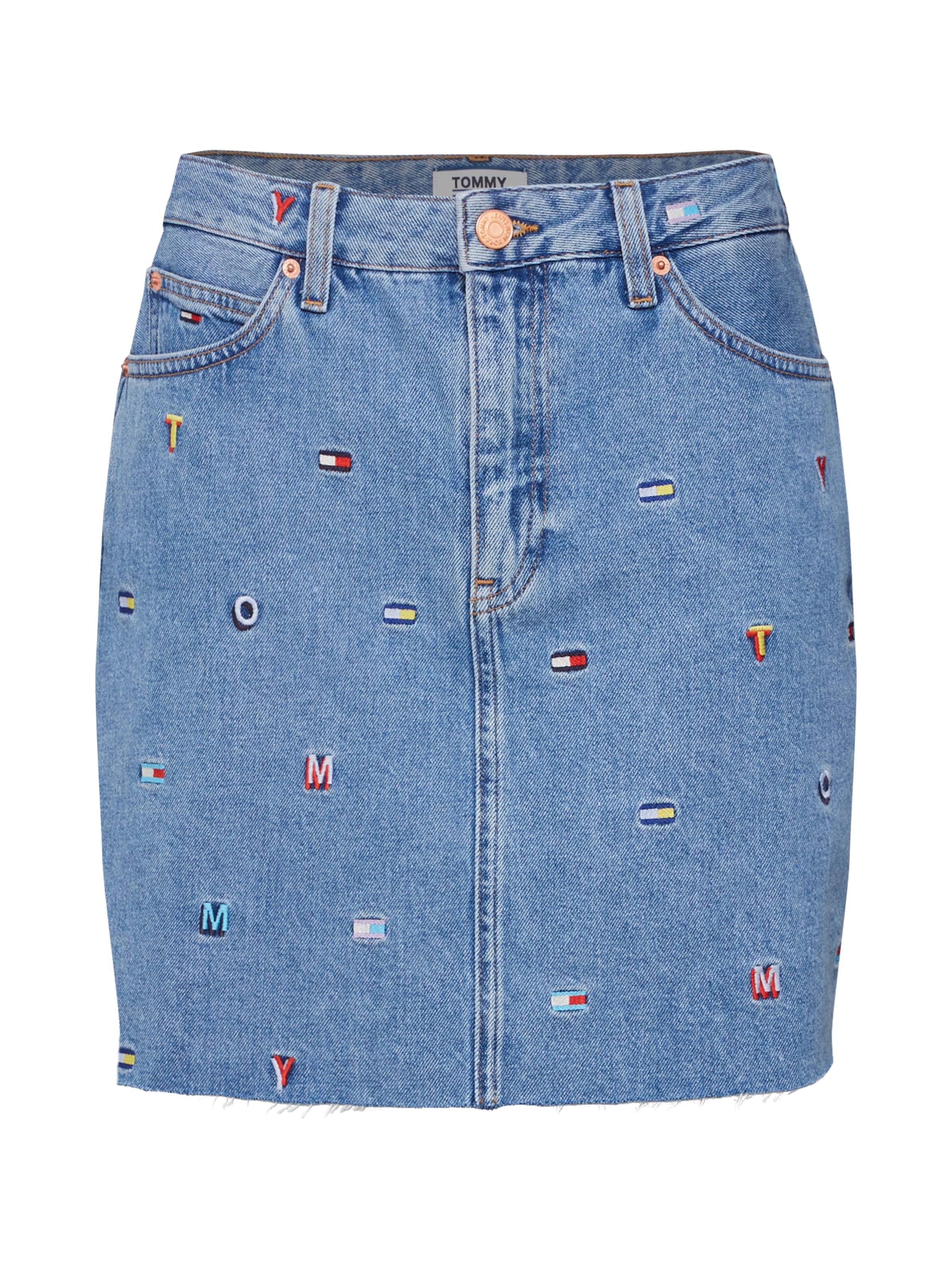 Rock Tommy Jeans In Blue Denim BxoreQWCdE