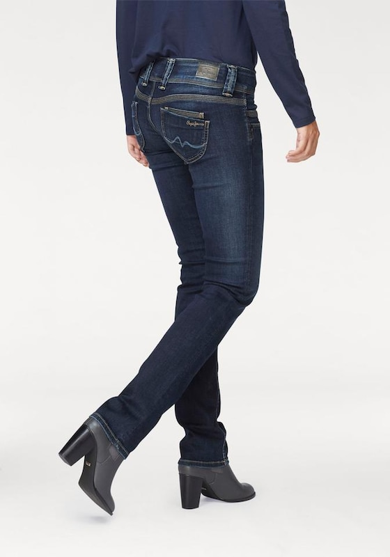 Jeans Pepe Jambe Droite Jeans venus