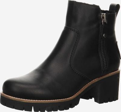 PANAMA JACK Stiefelette in braun / schwarz, Produktansicht
