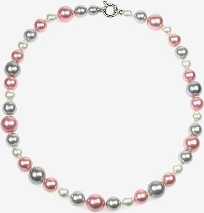 Orquidea Perlenkette 'Hathor' in grau / rosa / weiß, Produktansicht