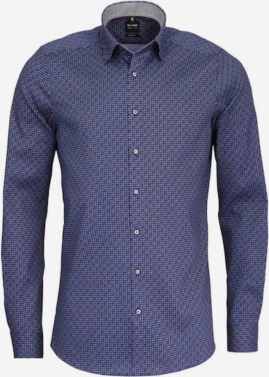 OLYMP Hemden in blau, Produktansicht
