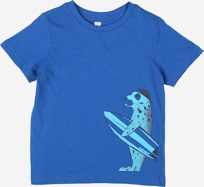 ESPRIT T-Shirt 'SEAL TEE' en bleu foncé, Vue avec produit