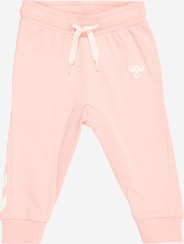 Pantaloni 'Apple' de la Hummel pe roz