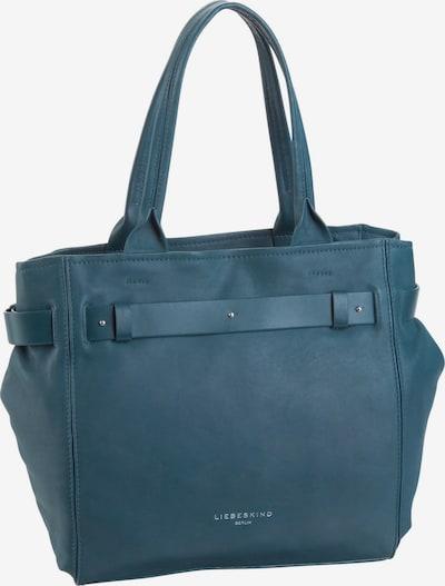 Liebeskind Berlin Handtasche 'Soft Bucket Satchel M' in himmelblau, Produktansicht