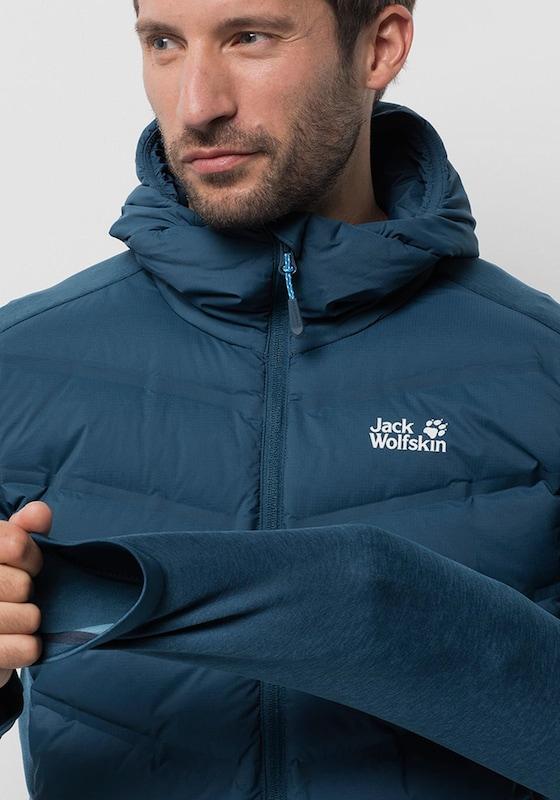 JACK WOLFSKIN Jacke 'Tasman' in blau   ABOUT YOU
