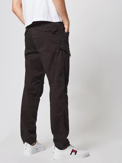 G-Star RAW Pantalon cargo 'Roxic' en graphite: Vue de dos