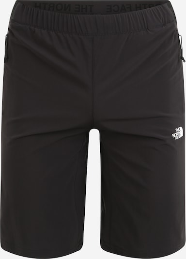 THE NORTH FACE Sportbroek in de kleur Zwart / Wit, Productweergave