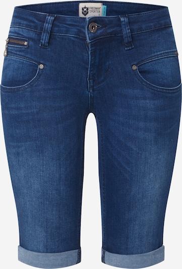 FREEMAN T. PORTER Jeans 'Belixa' in de kleur Blauw, Productweergave