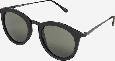 LE SPECS Sonnenbrille 'No Smirking' in schwarz, Produktansicht