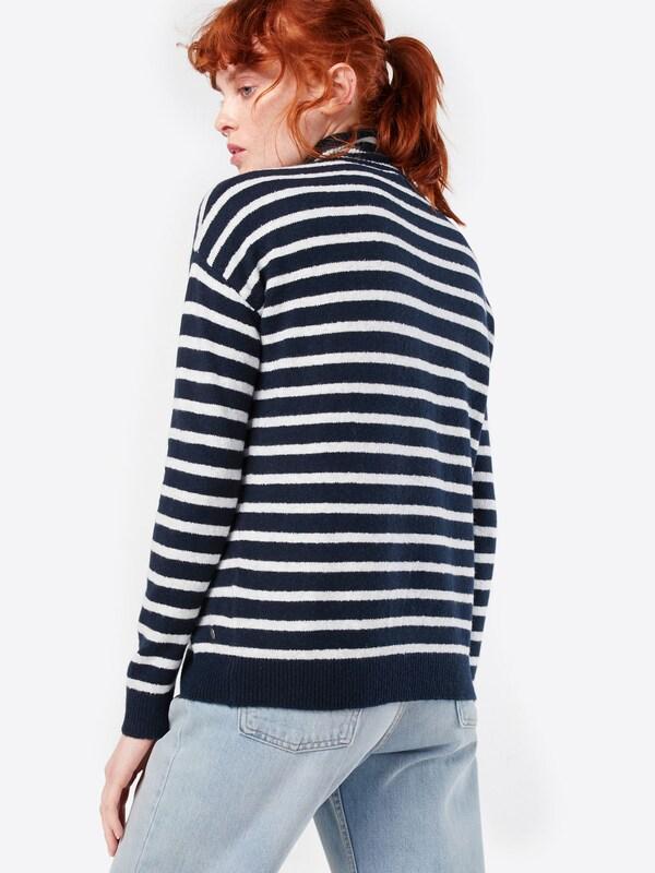 GARCIA Streifen Pullover