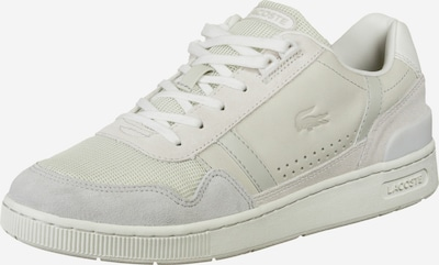 LACOSTE Sneakers laag ' T-Clip 120 ' in de kleur Natuurwit, Productweergave